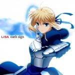 LiSA - Oath Sign (TV)
