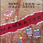 Daryl Hall & John Oates - Maneater (12 inch Version - Special Extended Club Mix)