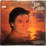 Juan Gabriel - He venido a pedirte perdón