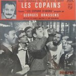Georges Brassens - Les copains d'abord